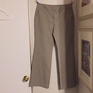 NWOT Ann Taylor Petites, signature fit Chinos